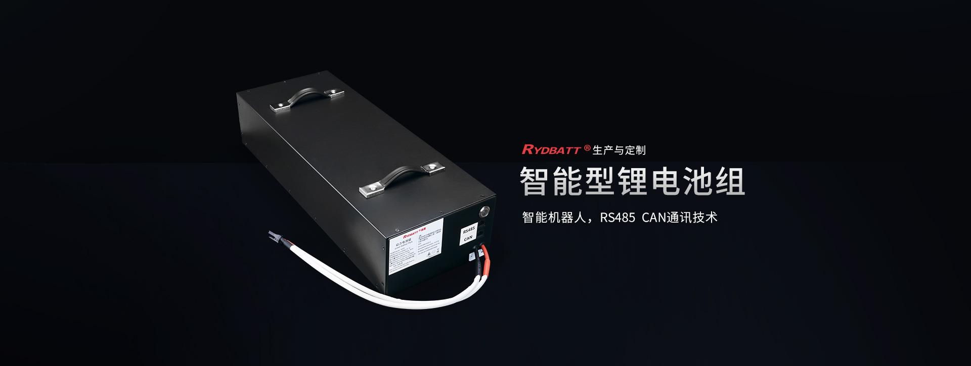 智能型锂电池