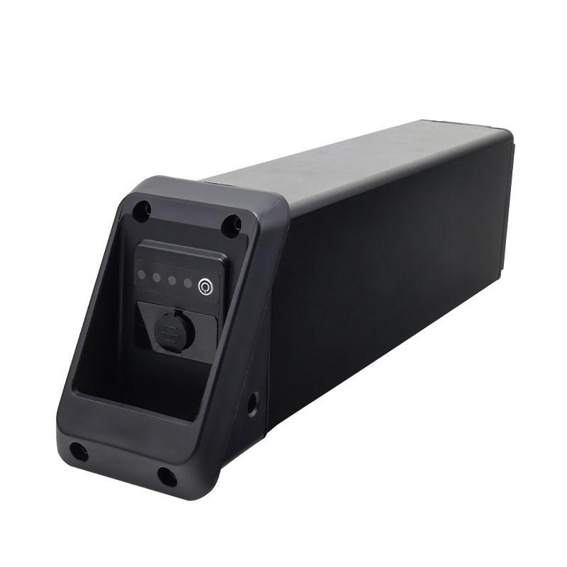电动自行车用 48V 10A 18650锂电池pack