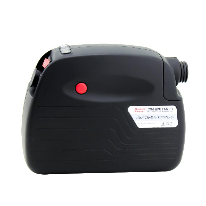 民用便携式 44.4V 电动剪刀锂动力电池