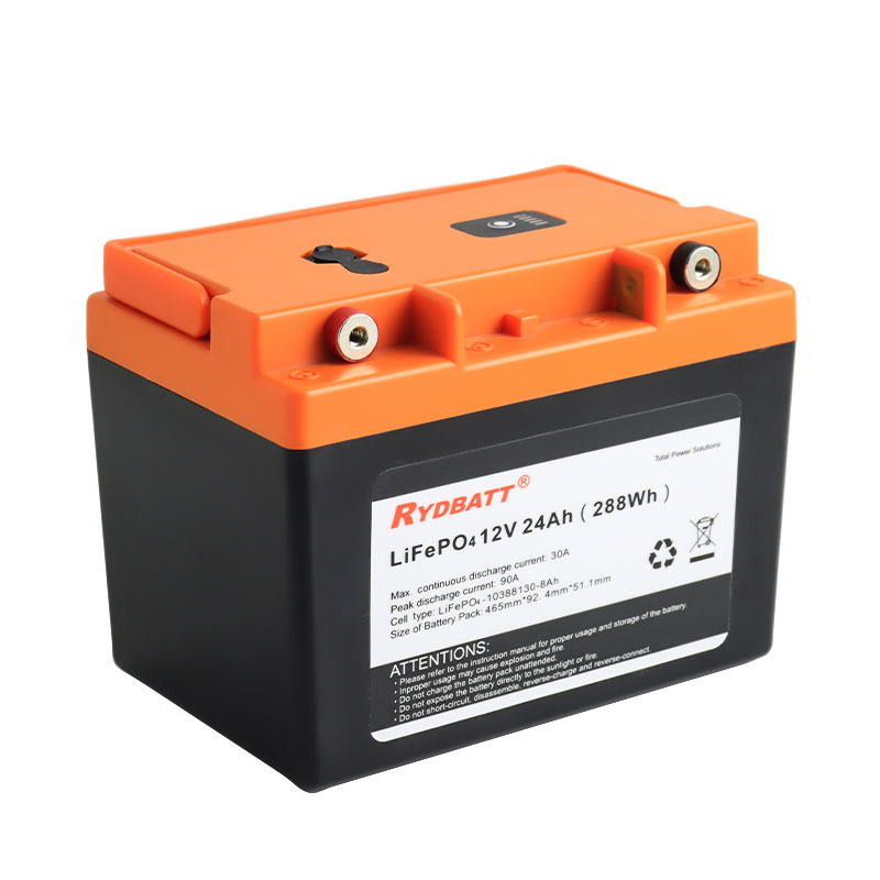 12V20Ah LiFePO4 磷酸铁锂 4S3P动力锂电池 可替代铅酸电池