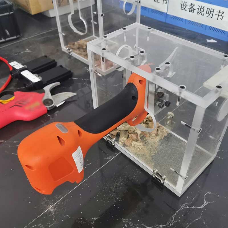 一款高性能电动剪刀的动力型18650锂电池组的开发案例