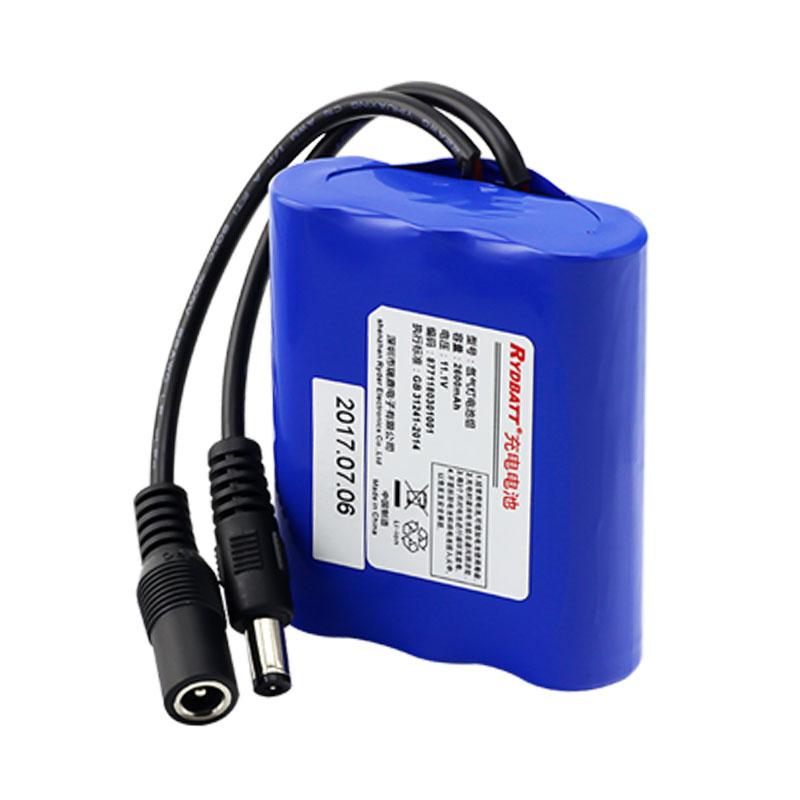 储能电源 家用设备12V 18650防爆锂电池组