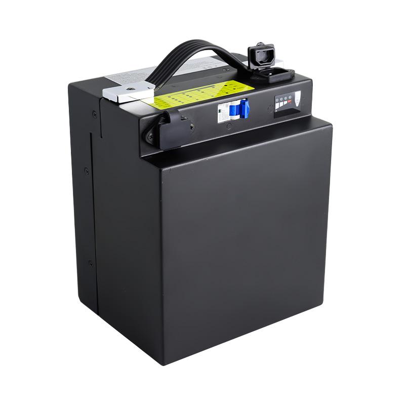 支持RS485 电动摩托车锂电池Pack 60V 20A