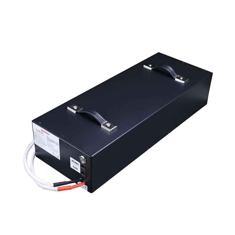 51.1V 57.0Ah 电动叉车带通讯防爆抗宽温聚合物锂电