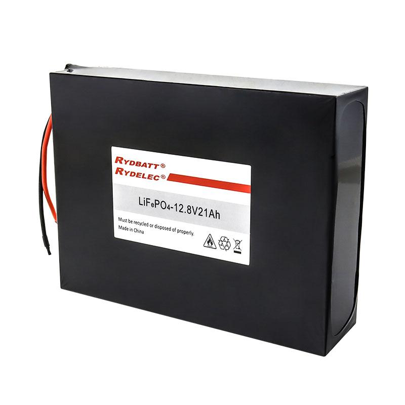 12.8V 21Ah 磷酸铁锂储能电池组 LiFePO4锂电池