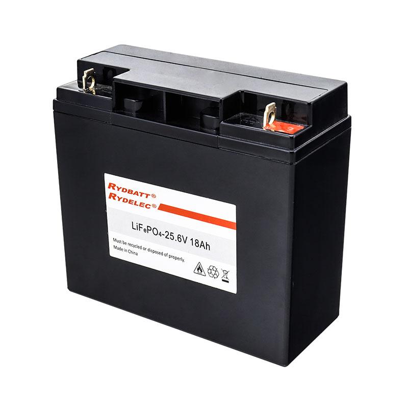 25.6V 18Ah 可替代铅酸电池款 磷酸铁锂电池组