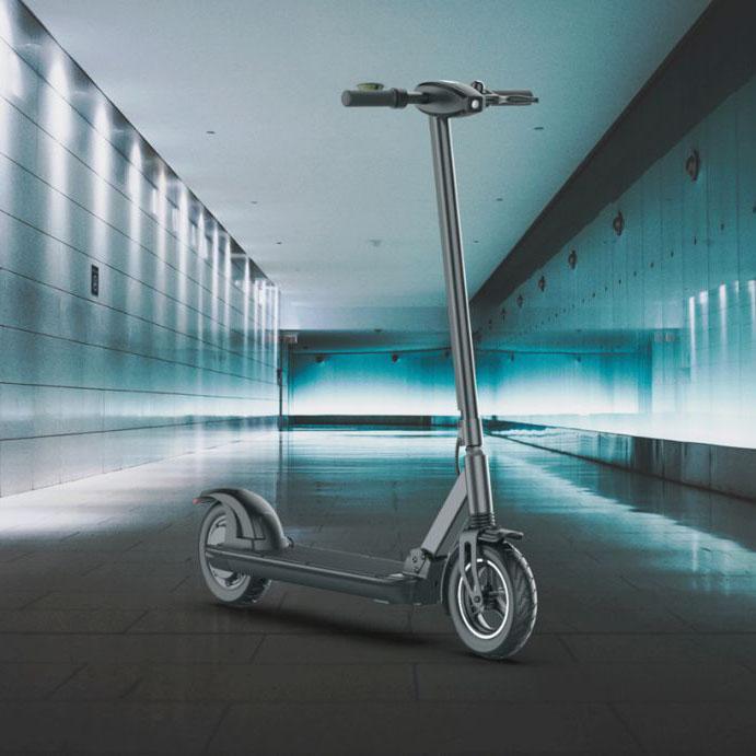 一款智能的电动滑板车动力锂电池开发案