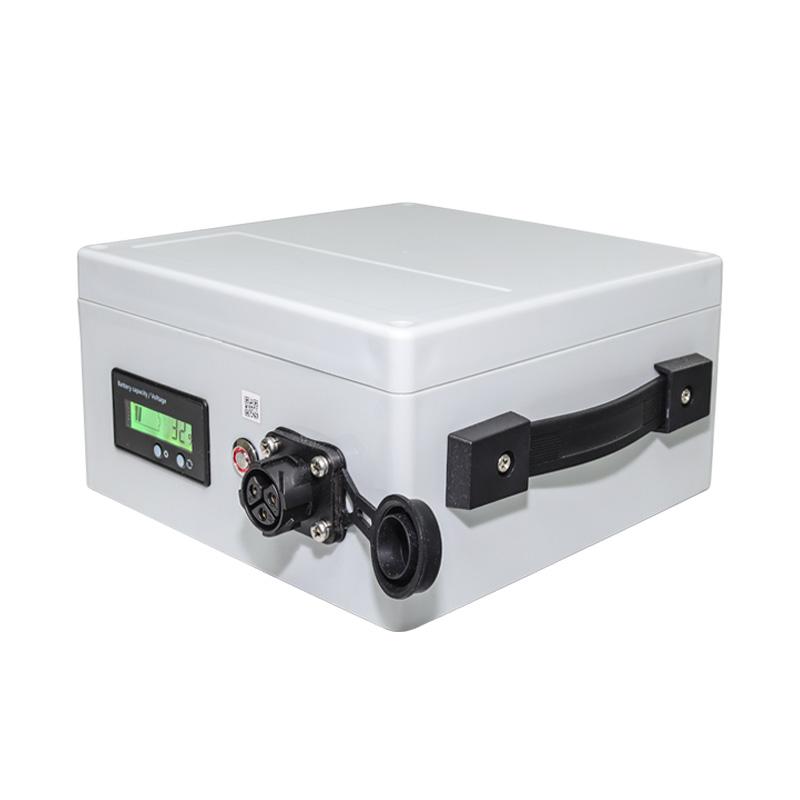 割草机动力电池 打草机 电动工具48V锂电池18650电