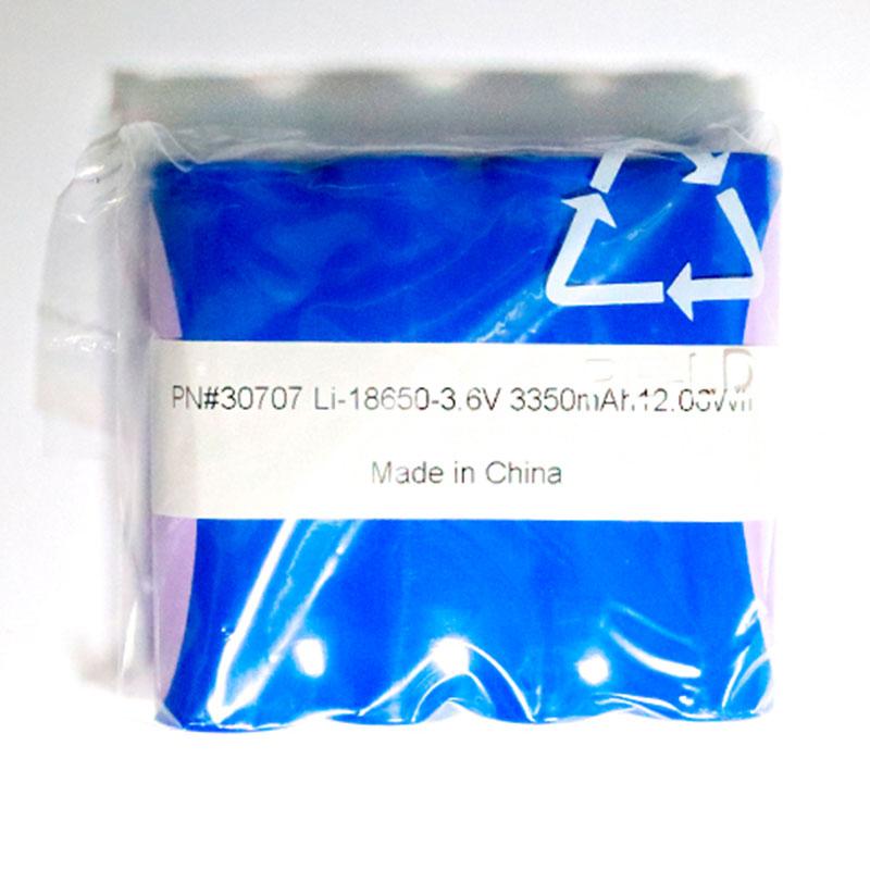 3.7V强光手电筒用 18650锂电池 4.2V 3350mAh高容量单体