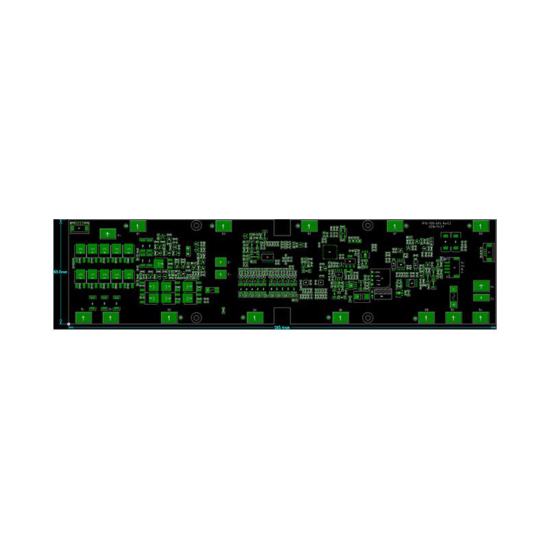 RS485 36V共享电动车锂电池 智能保护板BMS